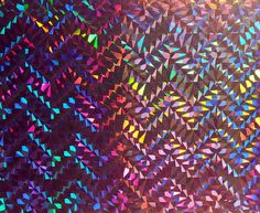 rainbow weave/chevron/herringbone