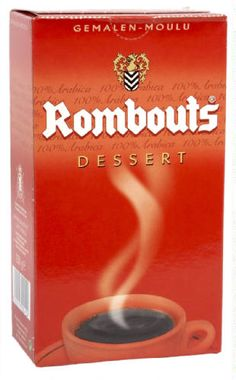 Rombouts Coffee - Dessert; 250 gr. Yup...remember that one too!