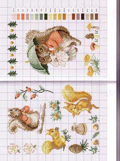 Gallery.ru / Фото #5 - Le monde de Beatrix Potter - Orlanda