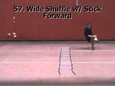 101 Best Agility Ladder Drills3 - YouTube