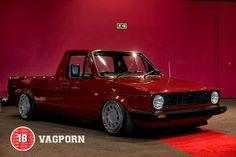 Vw Caddy Mk1, Vw Mk1, Volkswagen Caddy, Volkswagen Golf, Vw Rabbit Pickup, Vw Pickup, My Dream Car, Dream Cars, Vw Group