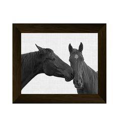 horse print, animal print, horse photography, animal black and white, horse photo, horse art, black and white prints, horse black and white di AlemiPrints su Etsy
