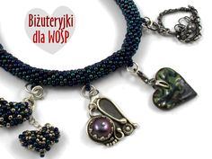 Wielka Orkiestra Świątecznej pomocy http://aukcje.wosp.org.pl/bransoletka-z-perlami-8-charmsow-bizuteryjki-i1226939