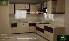 Modular Kitchen Design by Residenza Designs