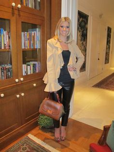 Lala Rudge - my ultimate inspiration! And have a look at her amazing leo shoes :)