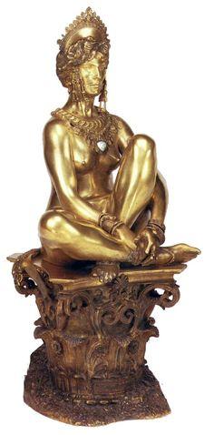 Corinthe_-_A_Seated_Female_Nude.jpg (594×1205)