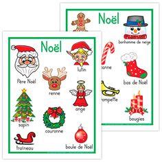 Affiches de Noël