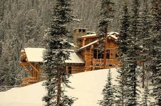 Amazing hut