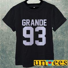Ariana Grande 93 Men T Shirt