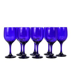 Cobalt blue has been a favourite for centuries. We don't think that should stop now! (SOLD)