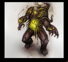 VE3D Image for Gears of War 3 (Xbox 360) - Enemy Concept Art