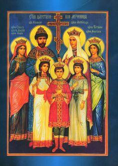 Romanov's icon