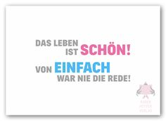 #Postkarte #Leben #lebenistschön