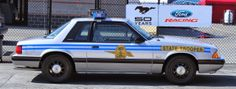 have you ever been pulled over by one of these? Ford Vehicles, Police Vehicles, Emergency Vehicles, Police Cars, Sc Highway Patrol, South Carolina Highway Patrol, Blue Mustang, Fox Mustang, Camera Tricks