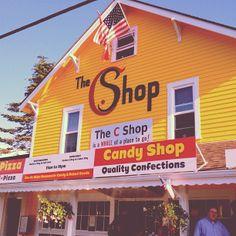 The C Shop in Birch Bay, WA