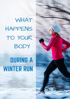 Wintertime running is an evil necessity for anyone who doesn't want to lose their hard-earned progress from the warmer months. It also falls right around New Year's, when runners and non-runners alike are setting new fitness goals, many of which involve getting outside and moving. But as the temperatures plummet, the cold air can be unforgiving to a runner's body.
