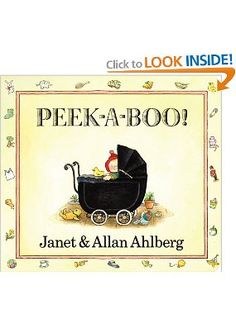 Peek-a-Boo Board Book: Allan Ahlberg, Janet Ahlberg: 9780670871926: Amazon.com: Books