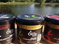 Our Organic Olive Pastes taste delicious because we delicately slice our olives instead of mashing them.  Use sparingly to add flavour to all your salad dressings, dips and sauces..!!   #TheOliveShop #NaturalFlavour #Olives #Greece #Organic #SaladsDipsSauces #GreeceInABottle #OlivePaste #Tapenade