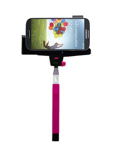 Monopod or tongsis wireless mobile phone monopod multiSystem for Android and iOS. Pink mnopod / tongsis / selfie stick, whatever you called it. this pink monopod has a bluetooth connectivity, makes you can do a shutter from this monopod, perfect for you who love to taking selfie or groupie or you who go travel alone. http://zocko.it/LE4kj