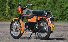 Moped Kreidler Florett K53/301 - 1970s