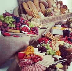 pinterest wedding cheese board antipasto - Google Search