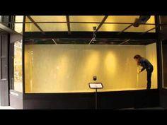 Video made by Frescota for contemporary artist Teresa Estapé.  DeConstruir (work in progress @ Vinçon)