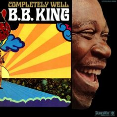 AUDIOPHILE MAN - VINYL NEWS: B.B King - Completely Well (Bear Family) King's 1969 breakthrough album was produced by Bill Szymczyk who went on to produce The Eagles. If you want to read more, click www.theaudiophileman.com