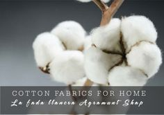 Cotton upholstery. by GBSNetworks via slideshare