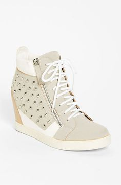 'Dupree' Sneaker available at Sneakers Women, Wedge Sneakers, Fashion Details, Lust, Casual Shoes, Addiction, Swag, Nordstrom, Wedges