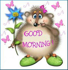 Cute Good Morning Image                                                                                                                                                      More