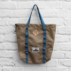 Penfield Sidney Utility Tote Bag Tan