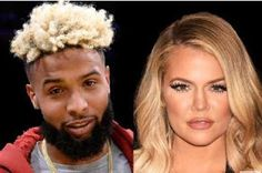 Welcome to Solenzo blog: Odell Beckham Jr: NFL player almost lost date to Khloe Kardashian dating rumours