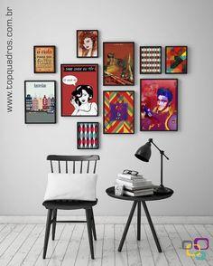 Bom Dia Sábado! Vem montar a sua tão sonhada parede galeria! Aqui na Loja Física temos diversas opções de imagens e molduras. Atendemos hoje das 9h às 13h, venha nos fazer uma visita!  #bom #bomdia #compredopequeno #decoração #dia #dialindo #feliz #linda #lojaonline #otimodia #parede #posters #quadros #semana #topquadros #loja #aberta