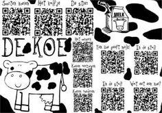10 mogelijkheden voor de QR code in een kleutergroep! | DigiTAALSpeciaal Qr Codes, Box, Coding, Education, Tips, School, Snare Drum, Onderwijs, Learning