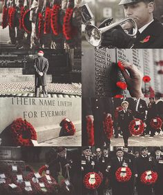 Leora has - sansatullying: Remembrance Day - Lest We Forget