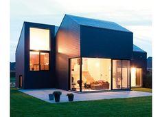 Vertigo, le nouveau bardage en ardoise fibre-ciment - D'architectures