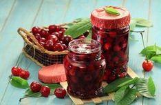 Recept na třešňovou marmeládu