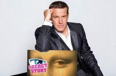 """Benjamin Castaldi: animateur de """"Secret Story"""""""
