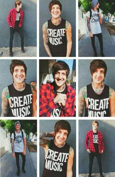 Ladies & Gentle fellows, let me introduce, the one, the only, Austin Carlile.