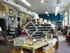 West Bottoms, Kansas City, MO is the BEST place to shop for antique, vintage and re-purposed items!