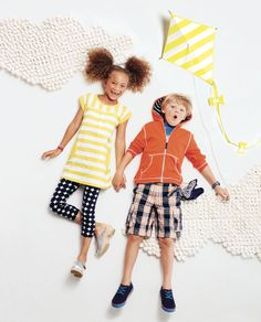 Hanna Andersson Spring '14   #kidsclothing