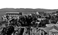 Europa Pass, Gibraltar, in the 1860s by George Washington Wilson & Co - links to large collection of 1860s photographs of Gibraltar at http://gibraltarphotos.blogspot.co.uk/
