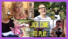 Jack Came To Play   Sprinkle of Chatter British Youtubers, Baseball Cards, Play, Music, Glitter, Musica, Musik, Muziek, Music Activities