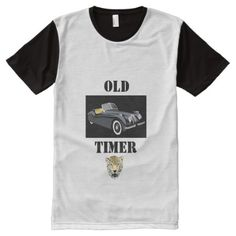 Old Timer Jaguar T Shirt - tap, personalize, buy right now! Jaguar, Shirt Style, Your Style, Shirt Designs, Cars, Unique, Mens Tops, T Shirt, Stuff To Buy