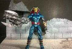 Death's Head II (Marvel Universe) Custom Action Figure