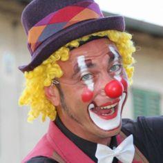 """Clown """"Pagliaccio Carbone"""", Autore a Doing Event"""