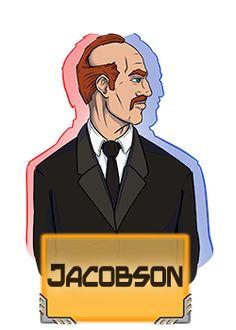 Cast Image: Jacobson