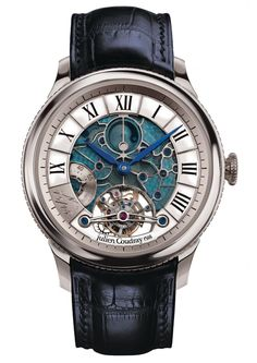 Julien Coudray 1518 Competentia 1515 handmade in the spirit of renaissance watches...