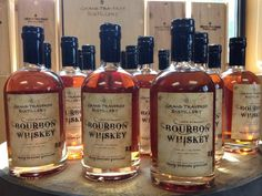 Grab some Michigan whiskey from Grand Traverse Distillery