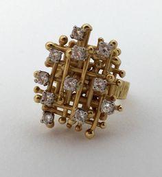 Alan Gard Diamond Ring